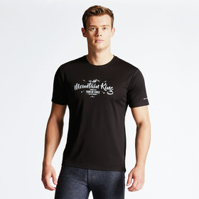 Dare 2b Typescript - T-shirt manches courtes Homme - noir